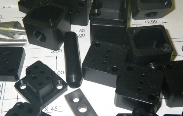 Nylon Contact Block Components