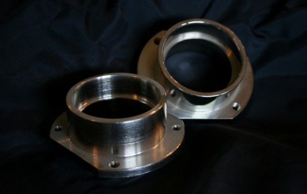 Chrome Plated Spindle Hubs