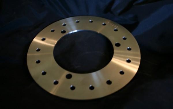 Vacuum Inlet Plate