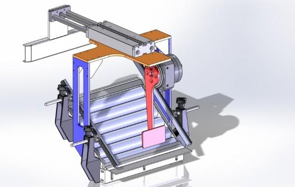 Product Shuttle Concept 3D